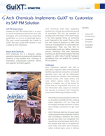 Arch Chemicals Success Story