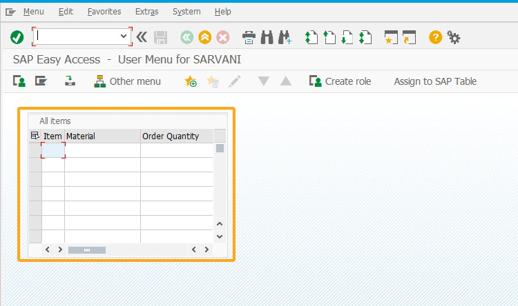 Liquid UI - Documentation - 13 02 Assign values into SAP table from