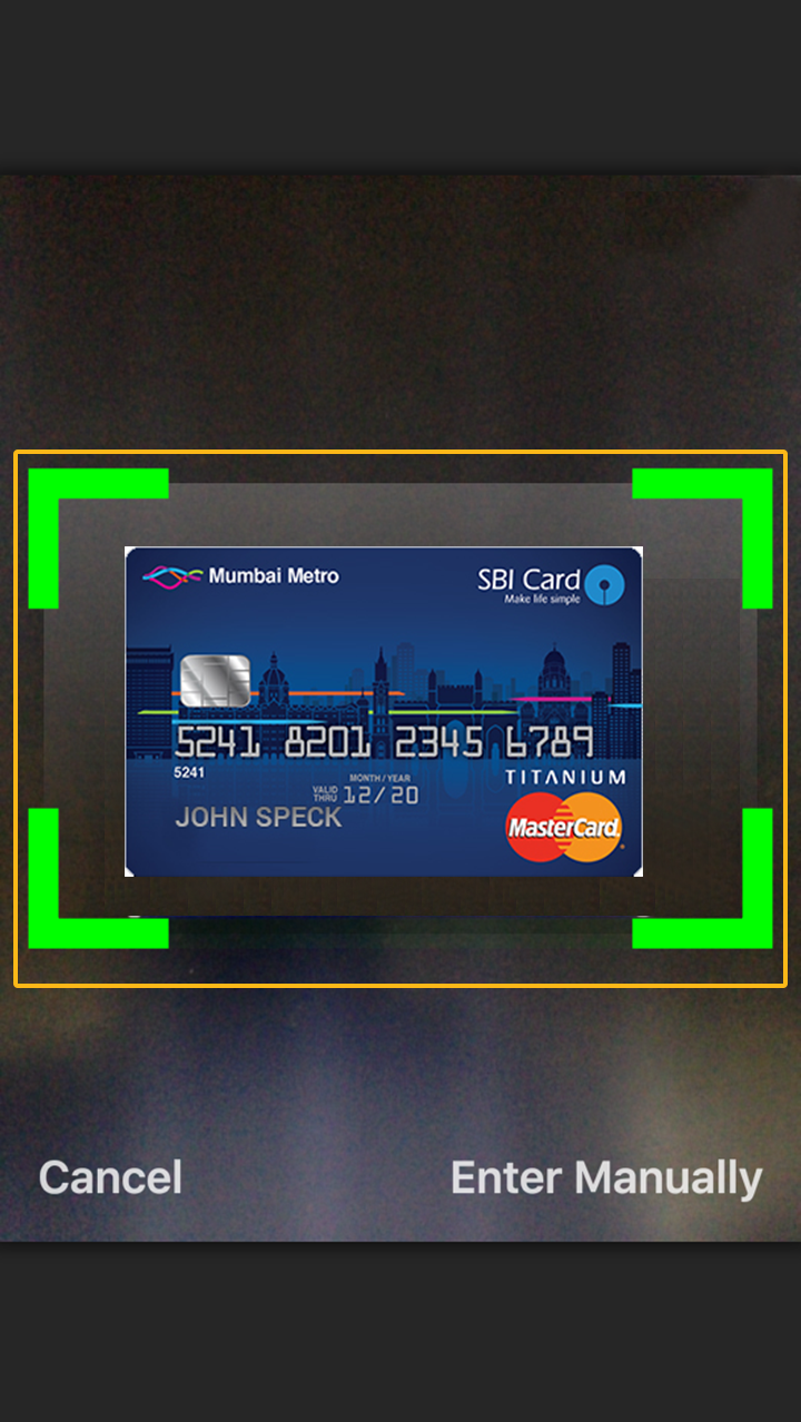 Liquid UI - Documentation - 2 3 09 Scan Credit Card