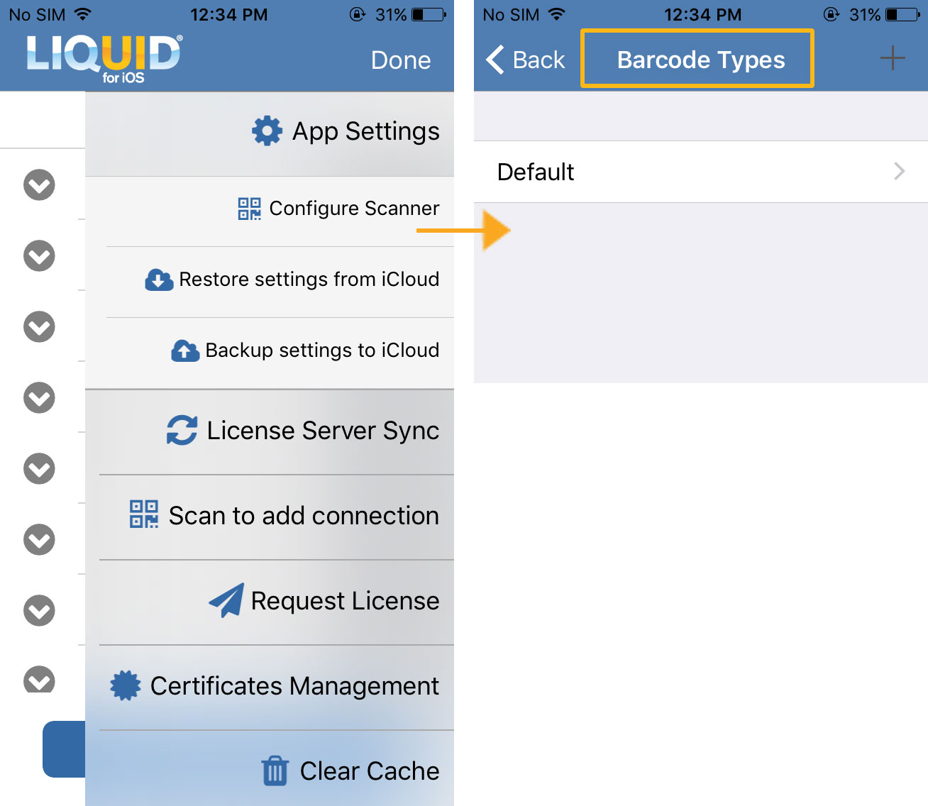 Liquid UI - Documentation - 1 05 How do I customize Liquid UI for iOS?